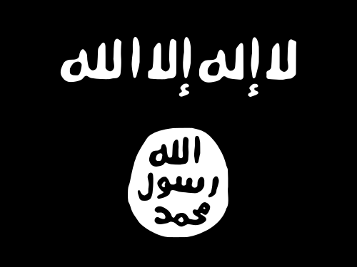 The Flag of ISIS